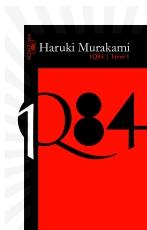 capa murakami 1Q84 - VOLUME 1_aberto.indd