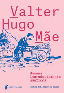 Homens imprudentemente poéticos - Valter Hugo Mãe