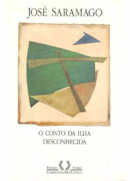 O conto da ilha desconhecida - Saramago