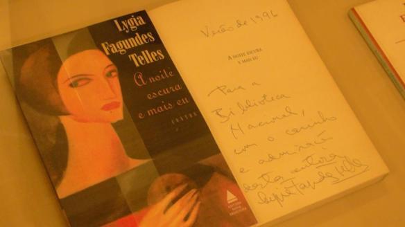 foto: Divulgação no Facebook da Biblioteca Nacional.
